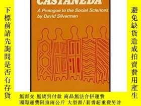 二手書博民逛書店Reading罕見Castaneda:a prologue to