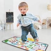 費雪多功能音樂毯早教啟蒙鍛煉嬰兒腳踏鋼琴健身器玩具兒童跳舞毯ATF 韓美e站