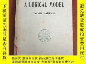 二手書博民逛書店communication:A罕見logical model(P3186)Y173412