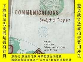 二手書博民逛書店communications罕見catalyst of pnogness(P2799)Y173412
