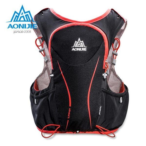 【狐狸跑跑】AONIJIE 專業越野跑背包 5L 男女馬拉松跑步水袋背包 運動背心 (不含水袋)