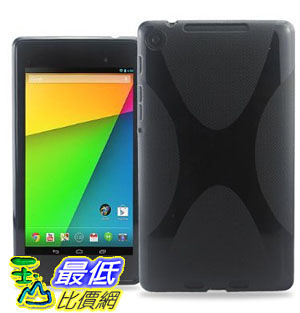 [美國直購 USAShop] 手機殼 KAYSCASE X-Shape TPU Back Case Cover for New Nexus 7 2013, 2nd Jelly Bean Android 4.3