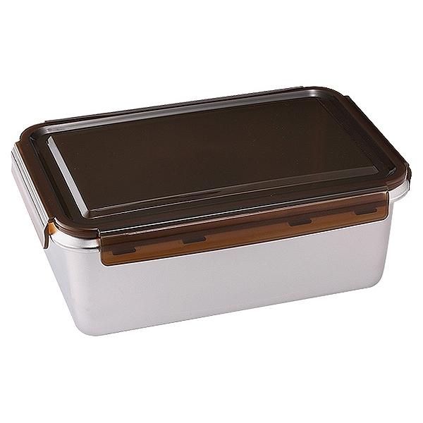 掌廚可樂膳 316不鏽鋼長方保鮮便當盒(850ml)【小三美日】