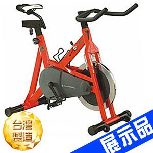 (展示品)紅飛輪有氧健身車.飛輪競速車單車腳踏器室內腳踏車美腿機運動健身器材推薦.哪裡買