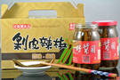 『好醬園』花蓮剝皮辣椒–蔭油口味 3瓶禮盒裝 [花蓮好吃的剝皮辣椒值得你品嚐]