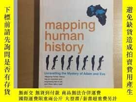 二手書博民逛書店Mapping罕見Human HistoryY123828 St