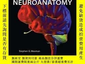 二手書博民逛書店Clinical罕見Neuroanatomy 26th Edit