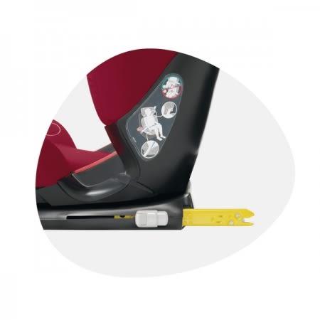 MAXI-COSI RodiFix 兒童安全座椅-牛仔黑