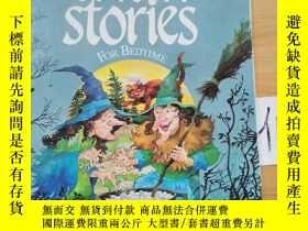 二手書博民逛書店WITCH罕見STORIES FOR BEDTIMEY15335