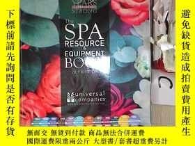 二手書博民逛書店THE罕見SPA RESOURCE & EQUIPMENT BOOK 2007 EDITION水療資源與設備手冊2