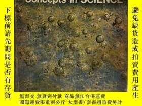 二手書博民逛書店Concepts罕見in Science 5 英文原版《科學概念
