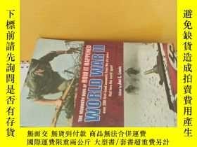 二手書博民逛書店the罕見mammoth book of how it happ