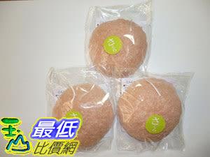 [106東京直購] 山本農場 櫻花 B00GB31TA0 海綿 洗臉用 (3入) 日本制 Konnyaku sponge for facial cleansing