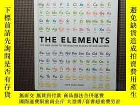 二手書博民逛書店The罕見Elements: The New Guide to the Buildin...Y245709 J