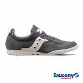 SAUCONY BULLET 經典復古鞋-霧灰
