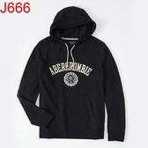 AF Abercrombie & Fitch A&F A & F 男 當季最新現貨 帽T外套 AF J666