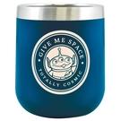 大西賢製販 不鏽鋼杯 300ml迪士尼 玩具總動員 三眼怪 藍_ OS60387