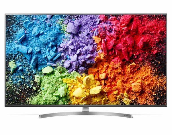 LG 55型 1奈米 4K 智慧連網液晶電視 55SK8000PWA 55SK8000