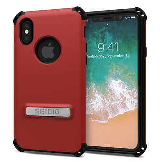 SEIDIO DILEX™ 軍規級四角防撞保護 for Apple iPhone X