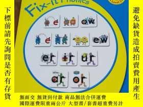 二手書博民逛書店Fix-it罕見Phonics: Student Book 2