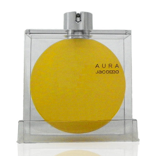 Jacomo Aura Eau De Toilette Spray 光芒淡香水 75ml