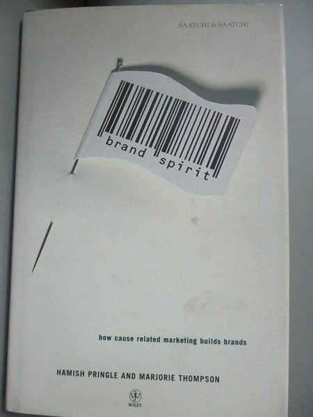 【書寶二手書T1/行銷_YFH】Brand spirit : how cause related marketing..._PRINGLE