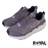 Skechers Max Cushioning 黑色 網布 運動慢跑鞋 女款 NO.J0632【新竹皇家 17690WBKW】