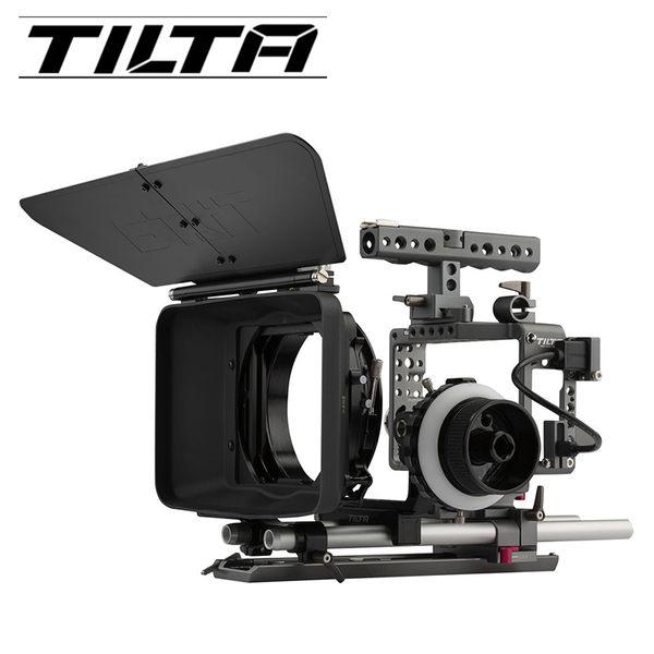 ◎相機專家◎ TILTA 鐵頭 ES-T17 B組 A7系列 鐵籠 遮光斗 提籠 微電影 A7 A7R A7S 公司貨