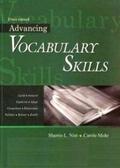 Advancing Vocabulary Skills,3/e