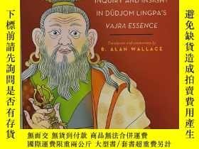 二手書博民逛書店深入心靈罕見Fathoming the Mind: Inquiry and Insight in Dudjom L