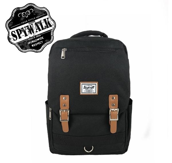 後背包 SPYWALK電腦背包雙肩包 NO:S5284