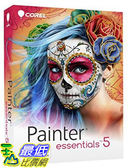 [106美國直購] 2017美國暢銷軟體 Corel Painter Essentials 5