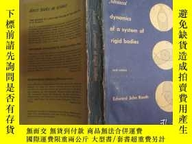 二手書博民逛書店Dynamics罕見of A System of Rigid B