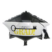 【BlueCat】Grad博士帽鋁膜氣球 佈置