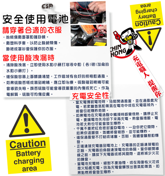 【CSP】YUASA湯淺NP4-12閥調密閉式鉛酸電池~12V4Ah