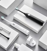 全新聲波電動牙刷 一組三種刷頭 成人用加兒童用刷頭 顏色隨機出貨