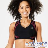 【BODYVINE 束健】女 貼紮壓縮運動內衣 UPF 50+ 抗紫外線 CT17300 內衣 運動服 瑜珈 跑步 馬拉松