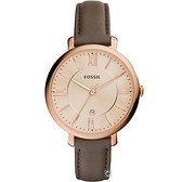 【Fossil】/時尚摩登錶(男錶 女錶 Watch)/ES3707/台灣總代理原廠公司貨兩年保固