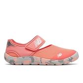 New Balance 迷彩粉色休閒童鞋-NO.YO208PK2