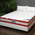 【Jenny Silk名床】TENCEL天絲珍藏歐規二線獨立筒床墊(加大單人)