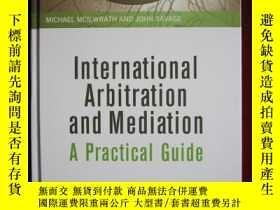 二手書博民逛書店International罕見Arbitration and M
