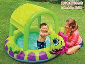 嬰幼兒水上浮床兒童游泳圈水上浮排氣墊充氣游泳 【限時特惠】 LX