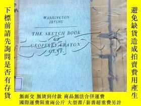 二手書博民逛書店The罕見Sketch Book of Geoffrey Cra