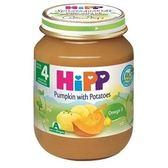 HiPP喜寶有機南瓜馬鈴薯泥125g