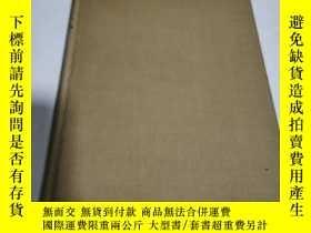 二手書博民逛書店A罕見BOOK OF MENUS WITH RECIPES(外文