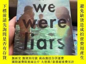 二手書博民逛書店We罕見were liarsY442099 E. Lockhart Bonnier Publishing Gr