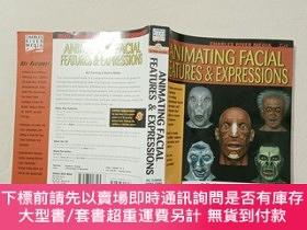 二手書博民逛書店Animating罕見Facial Features & ExpressionsY332659 Bill Fl