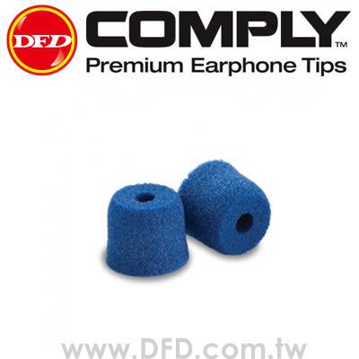 美國 COMPLY S-200 Medium 3對裝 藍色/黑色/紫色 美國製 公司貨