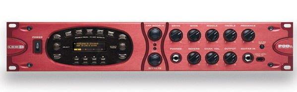 唐尼樂器︵ Line POD XT Pro 錄音室等級吉他前級效果器(加贈二手 FBV Shortboard)