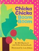 [2美國直購] Amazon 2021 暢銷排行榜 《Chicka Chicka Boom Boom》(硬紙板書) (English) Board book